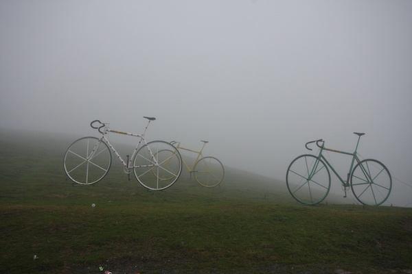 The summit of the Aubisque