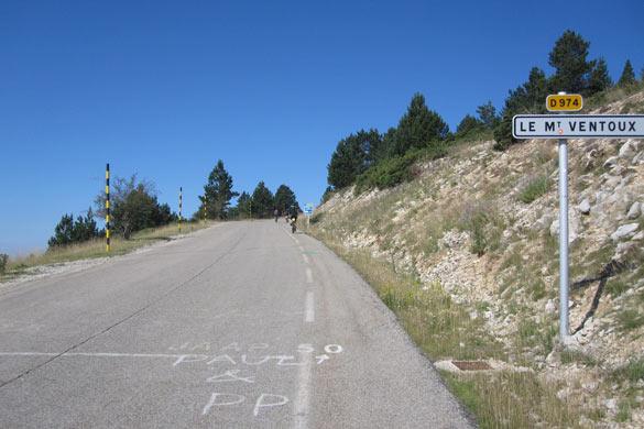 Cingles du Mont Ventoux - velonomad.com