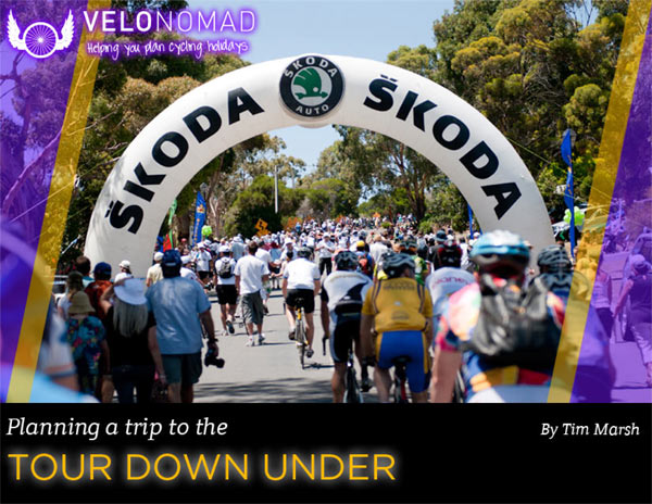 Tour Down Under information