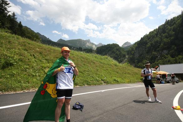 Tour de France trip report