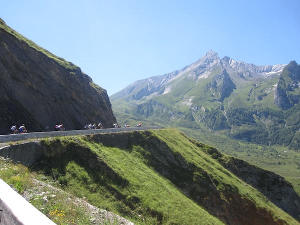 Col du Soulor climb