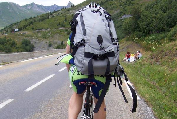 Taking camera to Tour de France