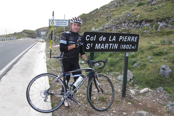 Atlantic Pyrenees: image from Col de la Pierre St Martin