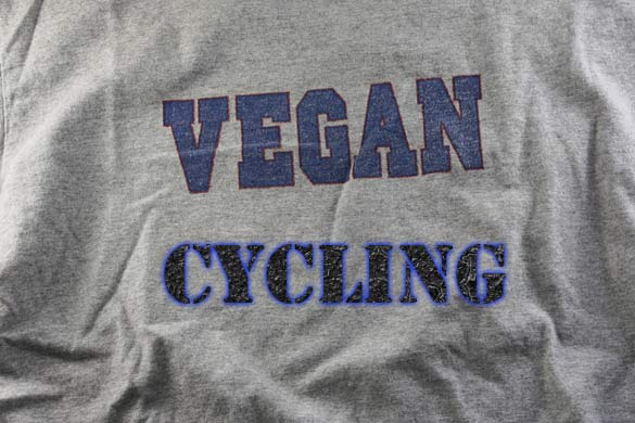 Vegan Cycling image