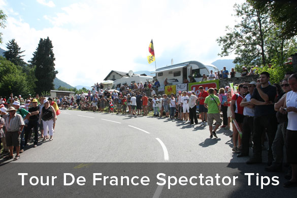 Tour de France Spectator Tips