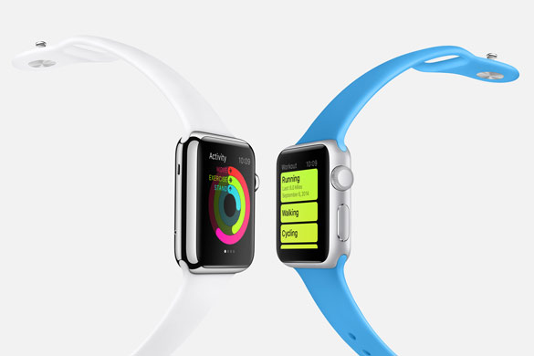 Apple Watch Sport: for cyclists