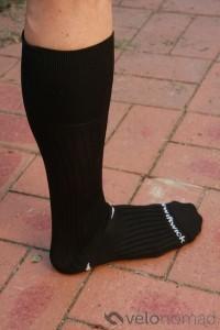 "Swiftwick Sock Review 7"" cuff"