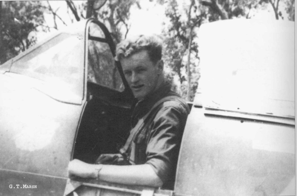 Geoffrey Treve Marsh RAAF 457 Squadron